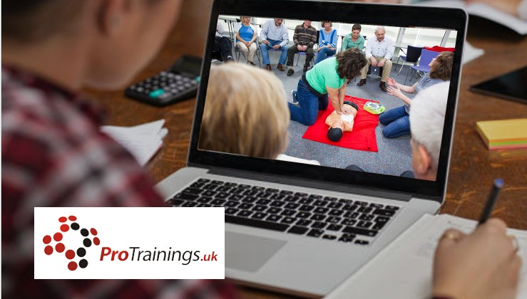 Online Courses with PROTRAININGS UK
