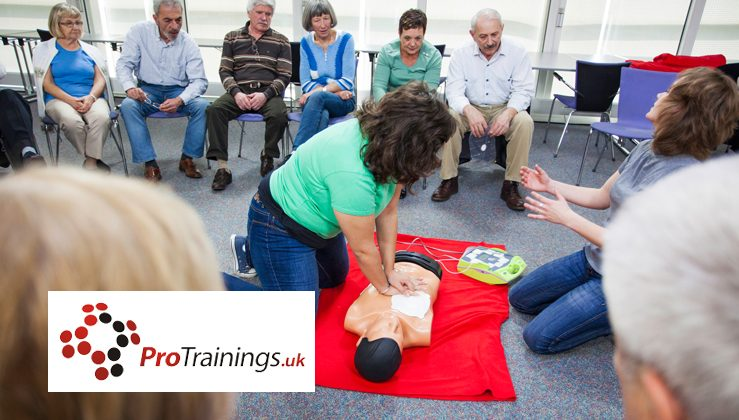 First Aid at Work In-House Courses